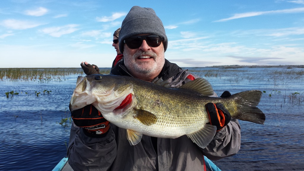 John s big catch lake okeechobee bass fishing for John s pass fishing