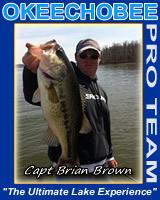 Lake Okeechobee Fishing - Capt Brian Brown
