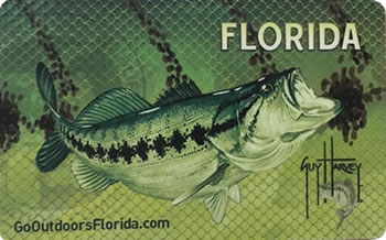 Fishing License Florida Lake Okeechobee Florida
