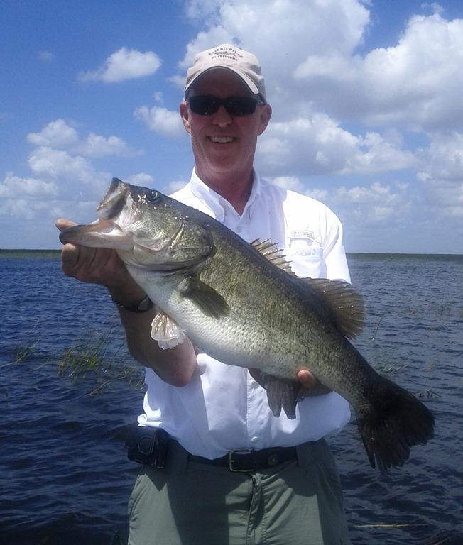 Warner brother s fishing lake okeechobee lake okeechobee for Lake okeechobee fishing