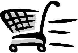 Okeechobee Shopping Cart