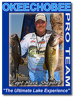 Capt Mark Shepard - Lake Okeechobee Fishing Guide