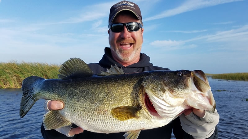FLW Tour Fishing Partner Come Fishing Lake Okeechobee