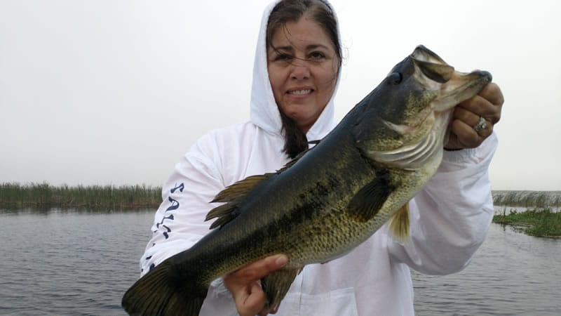 March Bass Fishing