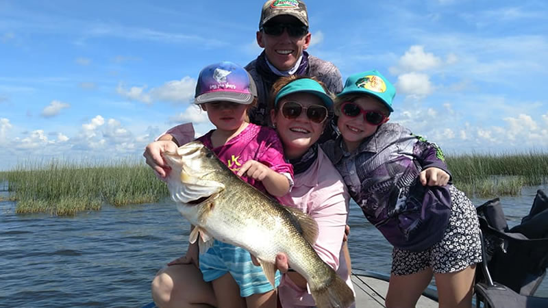 Ultimate Summer Okeechobee Fishing Experience