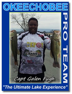 Galen Fugh LOBF fishing Guide