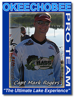 Capt Mark Rogers - Lake Okeechobee Fishing Guide